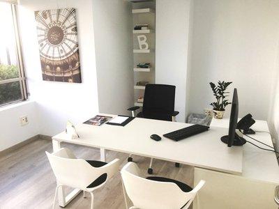 alquiler despachos en Valencia
