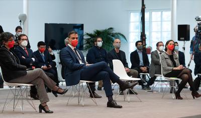 Presentada la 'Estrategia España Nación Emprendedora' con 50 medidas de apoyo al talento y al emprendimiento innovador