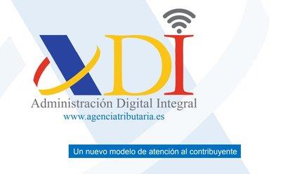 Administración Digital Integral. Agencia Tributaria