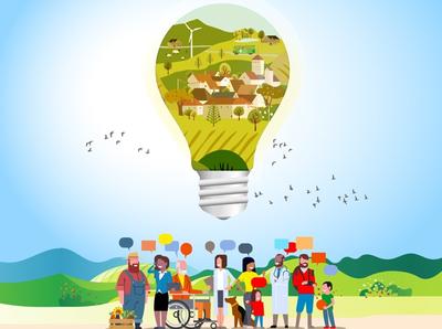 Innovación rural: desarrollo de soluciones reales para unas zonas rurales inteligentes y resilientes en Europa