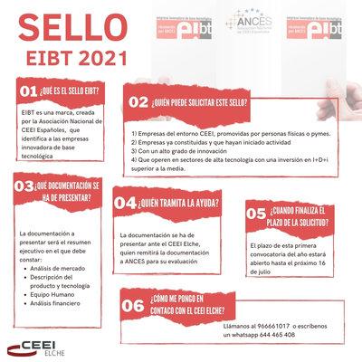 CEEI Elche te ayuda a obtener el Sello de Empresa Innovadora de Base Tecnológica que otorga Ances