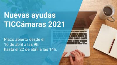 Programa TICCÁMARAS 2021 Valencia