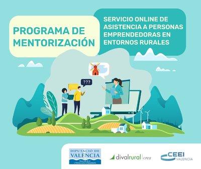 Programa Mentorización Empresarial 2021 Valencia