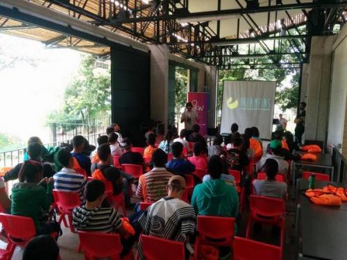 Campamento Pillow Education Antioquia