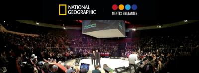 National Geographic Mentes Brillantes