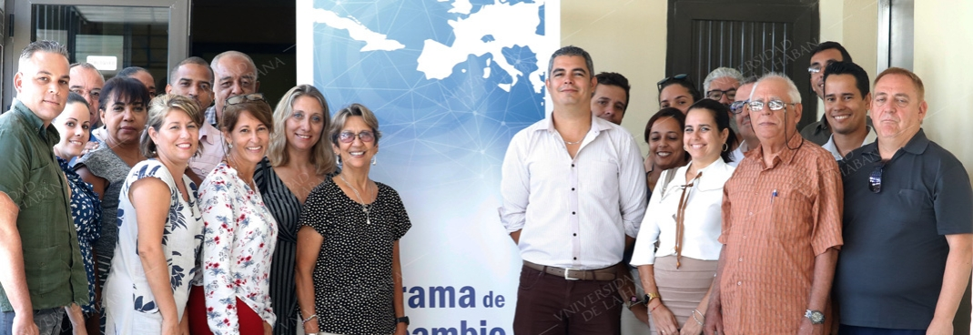 Expertos promotores dle taller