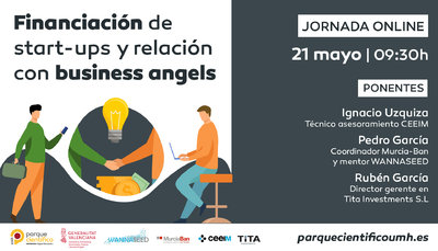 Financiación de start-ups y relación con business angels