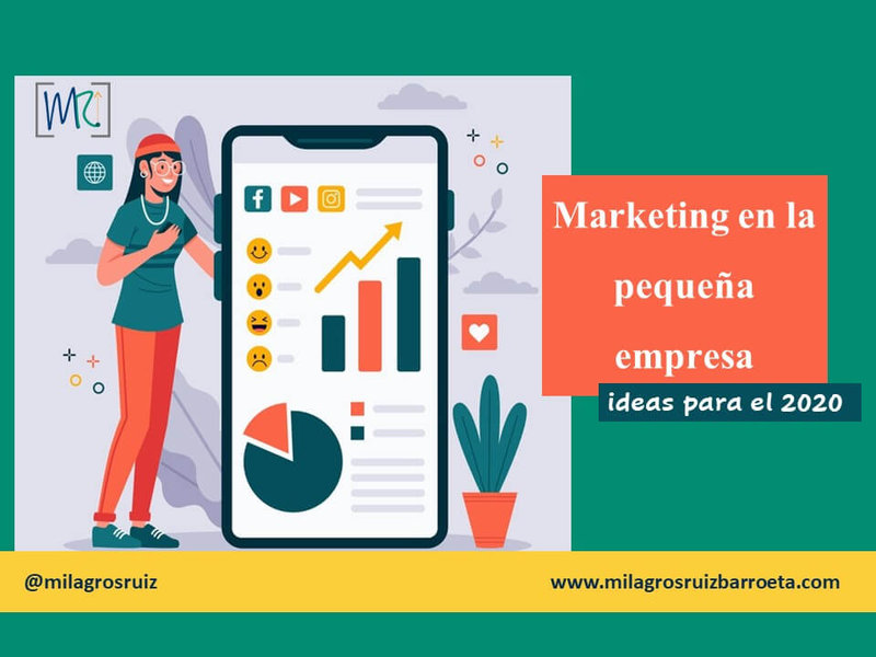 Marketing en la pequeña empresa, ideas para el 2020